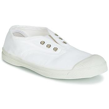 Pantofi Copii Pantofi sport Casual Bensimon TENNIS ELLY Alb