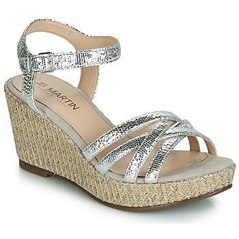 Pantofi Femei Sandale  JB Martin DAME Argintiu