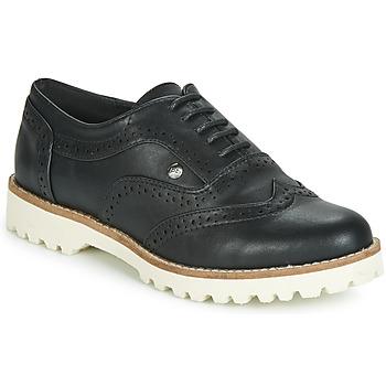 Pantofi Femei Pantofi Derby Les Petites Bombes GISELE Negru
