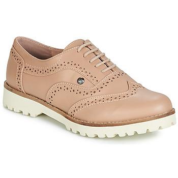 Pantofi Femei Pantofi Derby Les Petites Bombes GISELE Powder