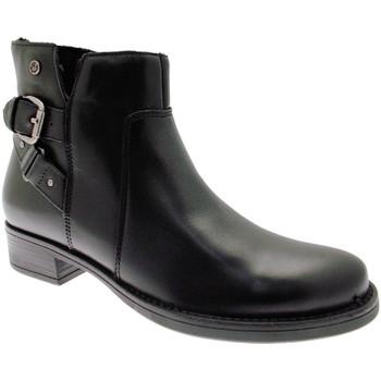 Pantofi Femei Botine Riposella RIP82839ne nero