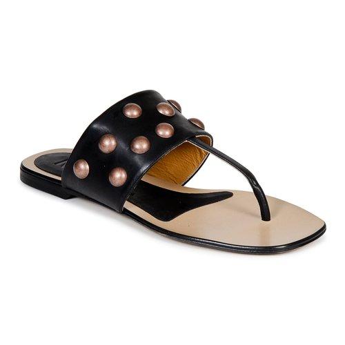 Pantofi Femei  Flip-Flops Keyté DELLIA Negru