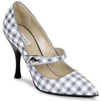 Pantofi Femei Pantofi cu toc Marc Jacobs MJ18354 Gri