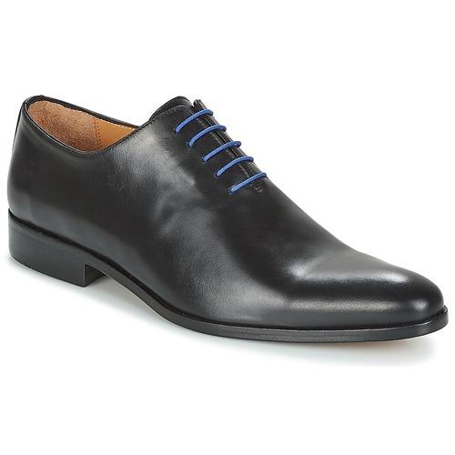 Pantofi Bărbați Pantofi Oxford Brett & Sons AGUSTIN Negru