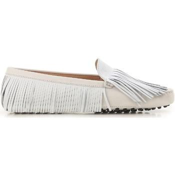Pantofi Femei Mocasini Tod's XXW00G0Y720CZMB001 bianco