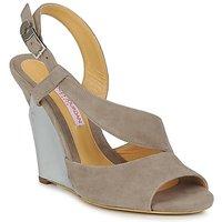 Pantofi Femei Sandale și Sandale cu talpă  joasă Charles Jourdan PALOMA Mink