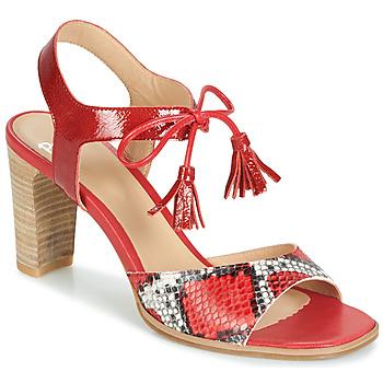 Pantofi Femei Sandale  Perlato RUBY Roșu