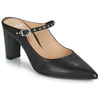 Pantofi Femei Sandale și Sandale cu talpă  joasă Perlato MALDINI Negru