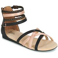 Pantofi Fete Sandale  Bullboxer AED009 Negru
