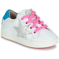 Pantofi Fete Pantofi sport Casual Acebo's STARWAY Alb