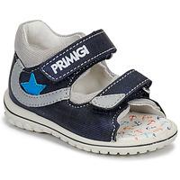 Pantofi Băieți Sandale și Sandale cu talpă  joasă Primigi 3377611 Albastru