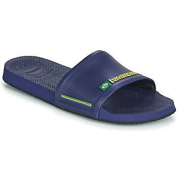 Pantofi Șlapi Havaianas SLIDE BRASIL Albastru