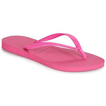 Pantofi Femei  Flip-Flops Havaianas SLIM Roz