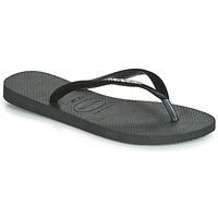 Pantofi Femei  Flip-Flops Havaianas SLIM VELVET Negru