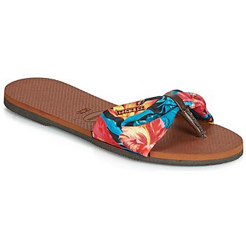 Pantofi Femei  Flip-Flops Havaianas YOU ST TROPEZ înflorit