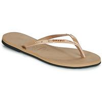 Pantofi Femei  Flip-Flops Havaianas YOU MAXI Roz / Gold