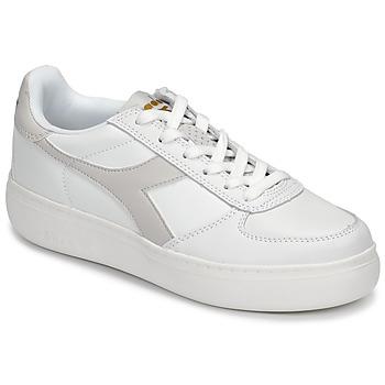 Pantofi Femei Pantofi sport Casual Diadora B ELITE WIDE Alb / Taupe
