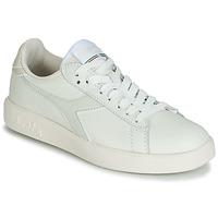 Pantofi Femei Pantofi sport Casual Diadora GAME WIDE Ecru / Gri