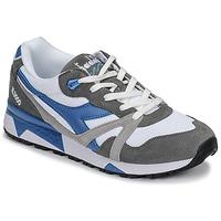 Pantofi Bărbați Pantofi sport Casual Diadora N 9000 III Alb / Gri / Turcoaz