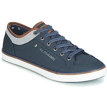 Pantofi Bărbați Pantofi sport Casual Redskins GALETI Bleumarin / Coniac