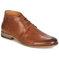 Pantofi Bărbați Ghete Kost SARRE 1 Coniac