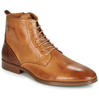Pantofi Bărbați Ghete Kost NICHE 39 Coniac