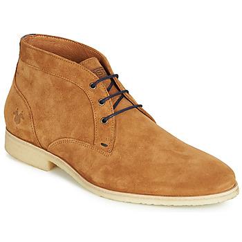 Pantofi Bărbați Ghete Kost CALYPSO 59 Coniac