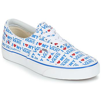 Pantofi Femei Pantofi sport Casual Vans ERA Alb / Albastru