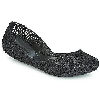 Pantofi Femei Balerin și Balerini cu curea Melissa CAMPANA PAPEL VII Negru
