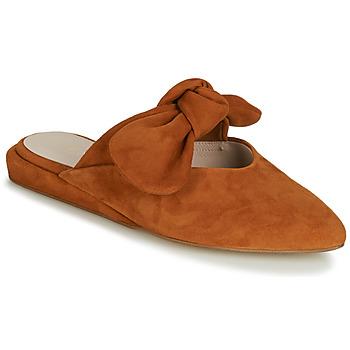 Pantofi Femei Papuci de vară Fericelli JILONIE Camel