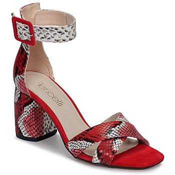 Pantofi Femei Sandale  Fericelli JEZI Roșu