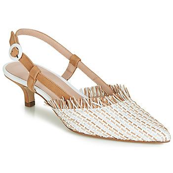 Pantofi Femei Pantofi cu toc Fericelli JOLOIE Bej