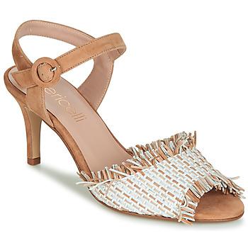 Pantofi Femei Sandale și Sandale cu talpă  joasă Fericelli JAJILOU Bej