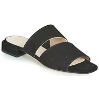 Pantofi Femei Papuci de vară Fericelli JANETTE Negru