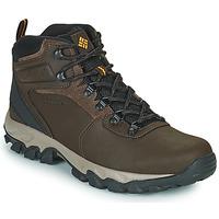 Pantofi Bărbați Drumetie și trekking Columbia NEWTON RIDGE PLUS II WATERPROOF Maro