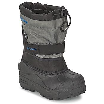 Pantofi Copii Cizme de zapadă Columbia CHILDREN POWDER BUG PLUS II Negru