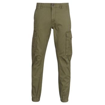 Îmbracaminte Bărbați Pantaloni Cargo Jack & Jones JJIPAUL Kaki