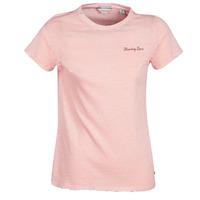 Îmbracaminte Femei Tricouri mânecă scurtă Maison Scotch SS T-SHIRT Roz