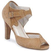 Pantofi Femei Sandale și Sandale cu talpă  joasă Mosquitos CILLIAN Maro