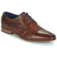Încăltăminte Bărbați Pantofi Derby Bugatti TROISKATR Maro