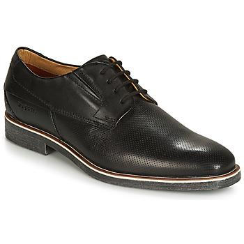 Pantofi Bărbați Pantofi Derby Bugatti TOUZEN Negru