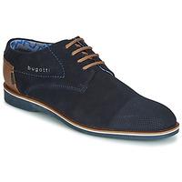 Încăltăminte Bărbați Pantofi Derby Bugatti TOUZETTE Albastru