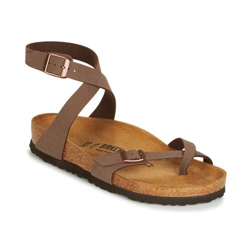 Pantofi Femei Sandale  Birkenstock YARA Maro