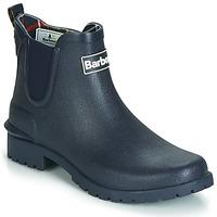 Pantofi Femei Cizme de cauciuc Barbour WILTON Albastru