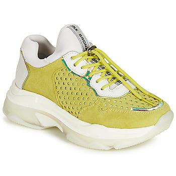 Pantofi Femei Pantofi sport Casual Bronx BAISLEY Galben