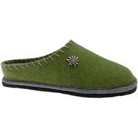Pantofi Femei Saboti Riposella RIP2611ve verde