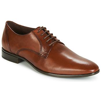Încăltăminte Bărbați Pantofi Derby Carlington EMRONED Coniac
