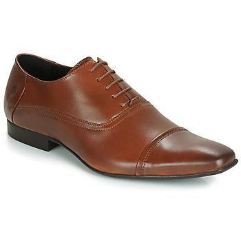 Încăltăminte Bărbați Pantofi Oxford Carlington ETIPIQ Coniac