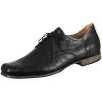 Pantofi Bărbați Pantofi Derby Think 88869000 Negre