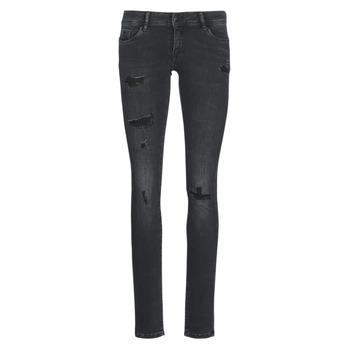 Îmbracaminte Femei Jeans slim Kaporal LOKA Negru
